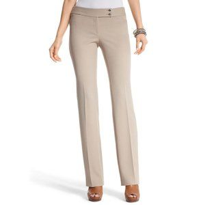 "WHBM Legacy Boot Cut Pants 30"" Inseam"